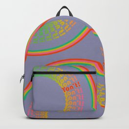 Yon't! Backpack