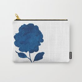Indigo Shadow Bloom - Blossoms 2 Carry-All Pouch