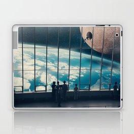 Space Jump Laptop & iPad Skin