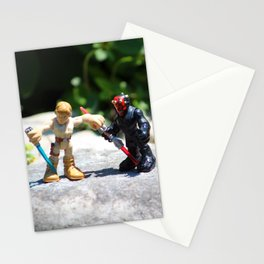 Action Figures Stationery Cards