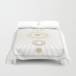 The Eye Duvet Cover