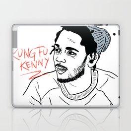 Kung Fu Kenny Laptop & iPad Skin