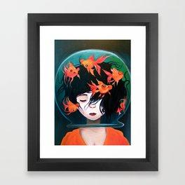 Mistaken Identity (Ken Wong Recreation) Framed Art Print