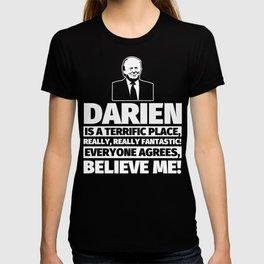 Darien Funny Gifts - City Humor T-shirt