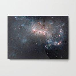 NGC 4449 Metal Print