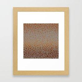 AFE Mosaic Tiles 4 Framed Art Print