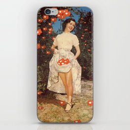 The Orchard Of Me iPhone Skin