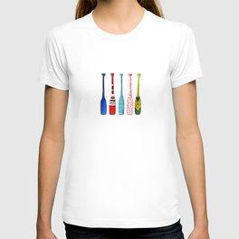 les rames T-shirt