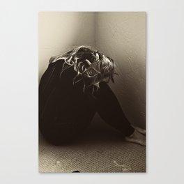 Sound of Sorrow Canvas Print