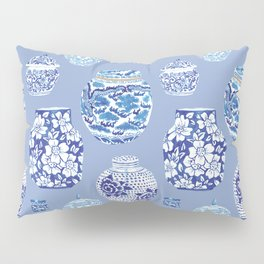 Chinoiserie Ginger Jar Collection No.6 Pillow Sham