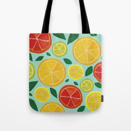 Citrus Delights Tote Bag