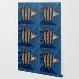 Fish Mosaic Wallpaper