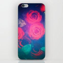 Rose Red iPhone Skin