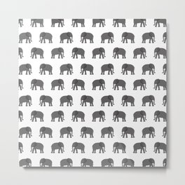 Water for elephant Metal Print