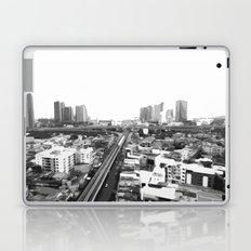 skyline city  Laptop & iPad Skin