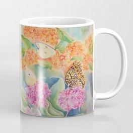 Butterfly Weed Coffee Mug