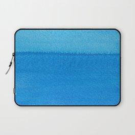 Blue Ocean Up Close Laptop Sleeve