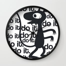 disenchantment Wall Clock