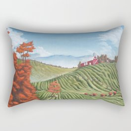 Vista at Belmont Rectangular Pillow
