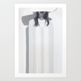 Vogue #29 Art Print