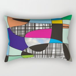True colors no.79 Rectangular Pillow