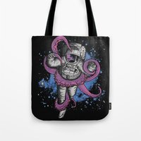 anxiety Tote Bags featuring Anxiety by JCMaziu