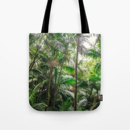 Tropical Forest Tote Bag