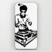 tony stark iPhone & iPod Skins featuring Tony Stark by E30M52B25
