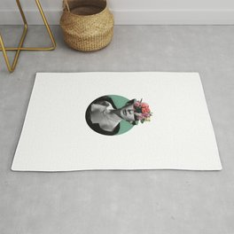 Jean simmons Floral Rug