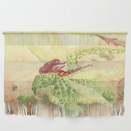 The Dragonfly Wall Hanging