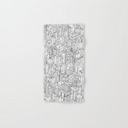 Isometric Urbanism pt.1 Hand & Bath Towel