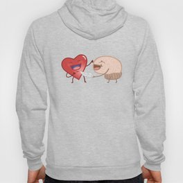 Heart And Mind Hoody