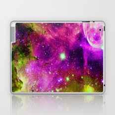 fuchsia space Laptop & iPad Skin