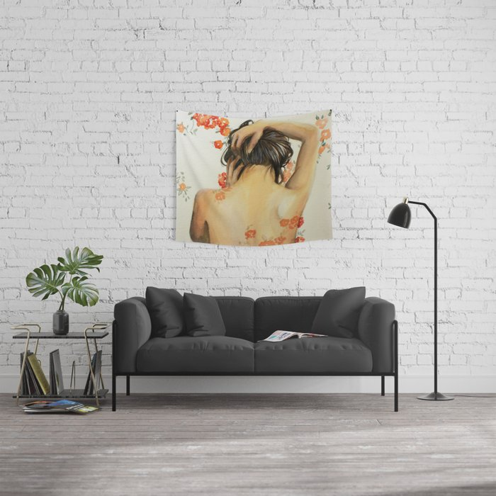 Blend In Wall Tapestry