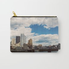 Hearts Over Pittsburgh Carry-All Pouch