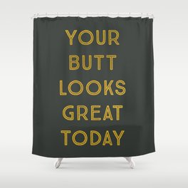 Great Today Shower Curtain