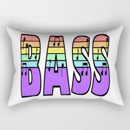 Pastel Bass Rectangular Pillow