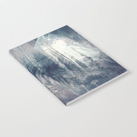 Dream in Grey Notebook
