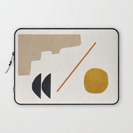 abstract minimal 6 Laptop Sleeve