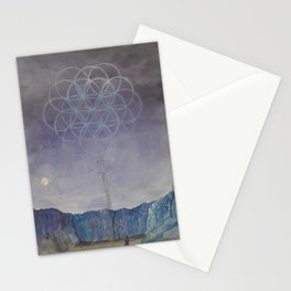 Sacred Dance Stationery Cards