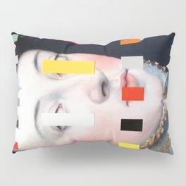 Portrait With A Spectrum 4 Pillow Sham