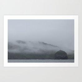 Kamchatka view Art Print