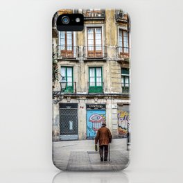 Lonely iPhone Case