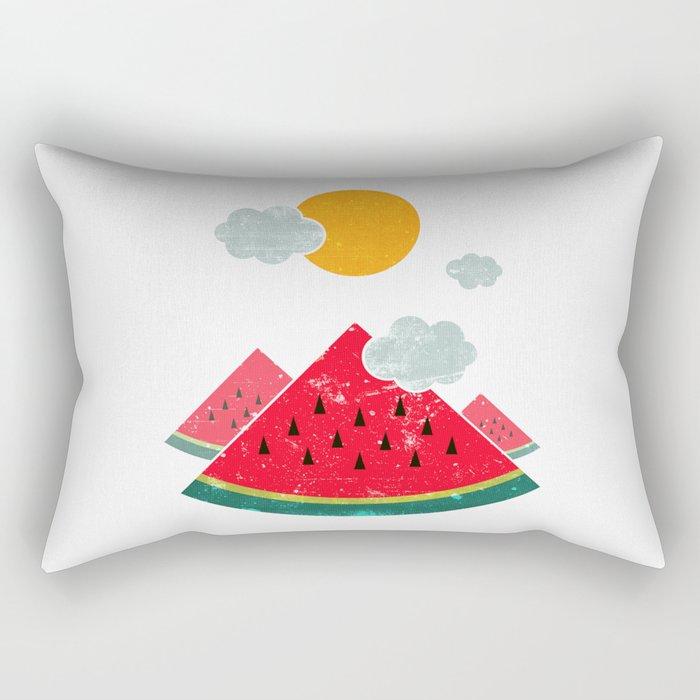 eatventure time! Rectangular Pillow