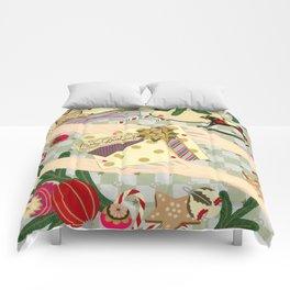Merry Christmas gift Comforters