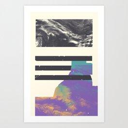 Subsonic Pt. 2 Art Print