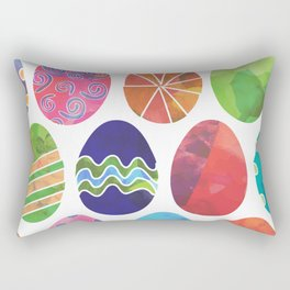 Egg brights Rectangular Pillow
