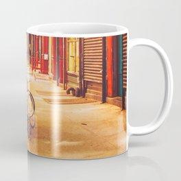 Autumn - East Village - New York City Coffee Mug