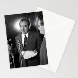 Senator Joe McCarthy - 1954 Stationery Cards