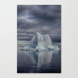Shimmering Canvas Print